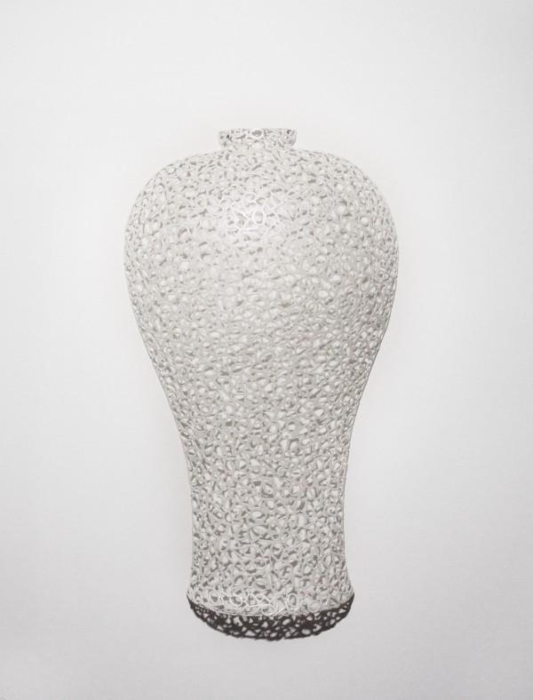 Pottery-love(131005) _steel, car paint_74x42x15cm _2013